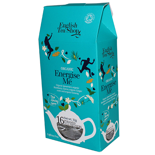 Image of   English Tea Shop Loving Care Tea Energise Me Ø - 16 Brev