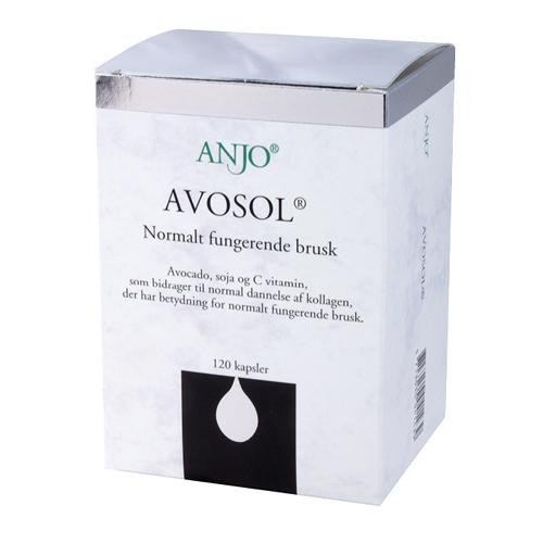 Image of Anjo Avosol - 120 Kaps