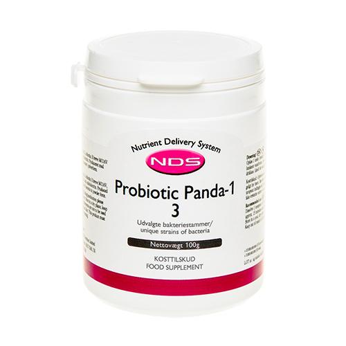 Billede af NDS Probiotic Panda 1 - 100 G