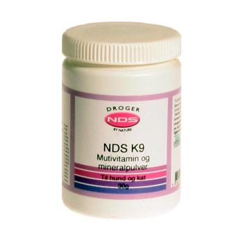 Billede af NDS K9 Multivitamin- og mineral til hund og kat - 30 G