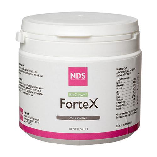 NDS ForteX - 250 Tabl