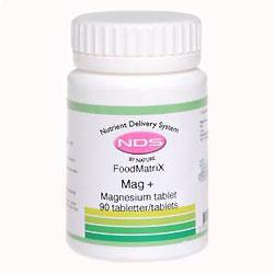 Billede af NDS Mag+ Magnesium tablet - 90 Kaps