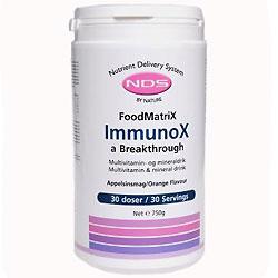 Billede af NDS ImmunoX a Breakthrough - 750 G