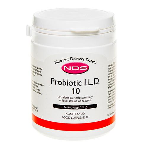 Billede af NDS Probiotic I.L.D. - 100 G