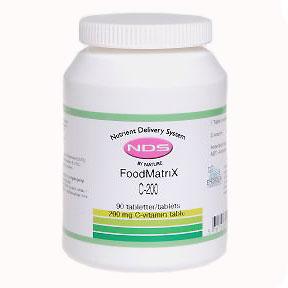 Billede af NDS C-200 Vitamin - 90 Tabl