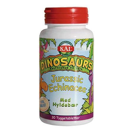 Kal DinoSaurs Echinacea tygge børn - 30 Tabl