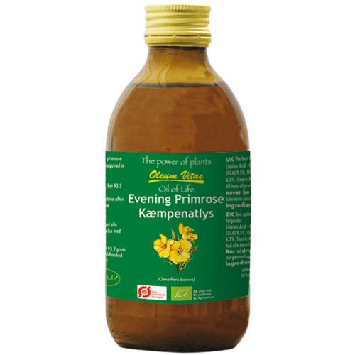 Oil of Life kæmpenatlysolie fra Mecindo