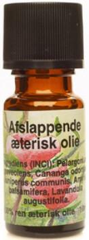 Image of   Afslappende Æterisk Olie - 10 ml