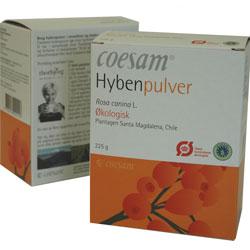 Coesam hybenpulver