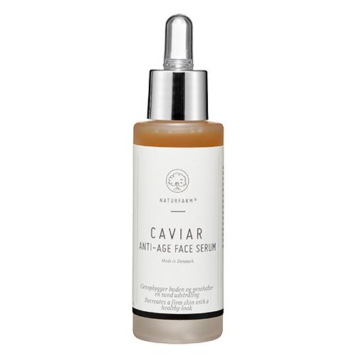 Billede af Naturfarm Caviar Anti-Age Face Serum - 30 ml