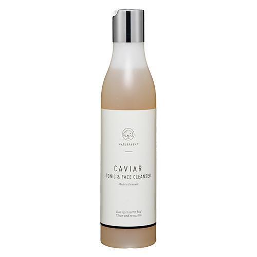 Billede af Naturfarm Caviar Tonic & Face Cleanser - 250 ml