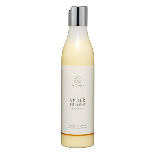 Image of   Naturfarm Amber Body Lotion - 250 ml