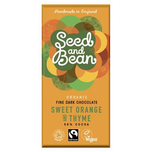 Seed & Bean MøRK58% Aromatisk Fennikel Ø 85 G