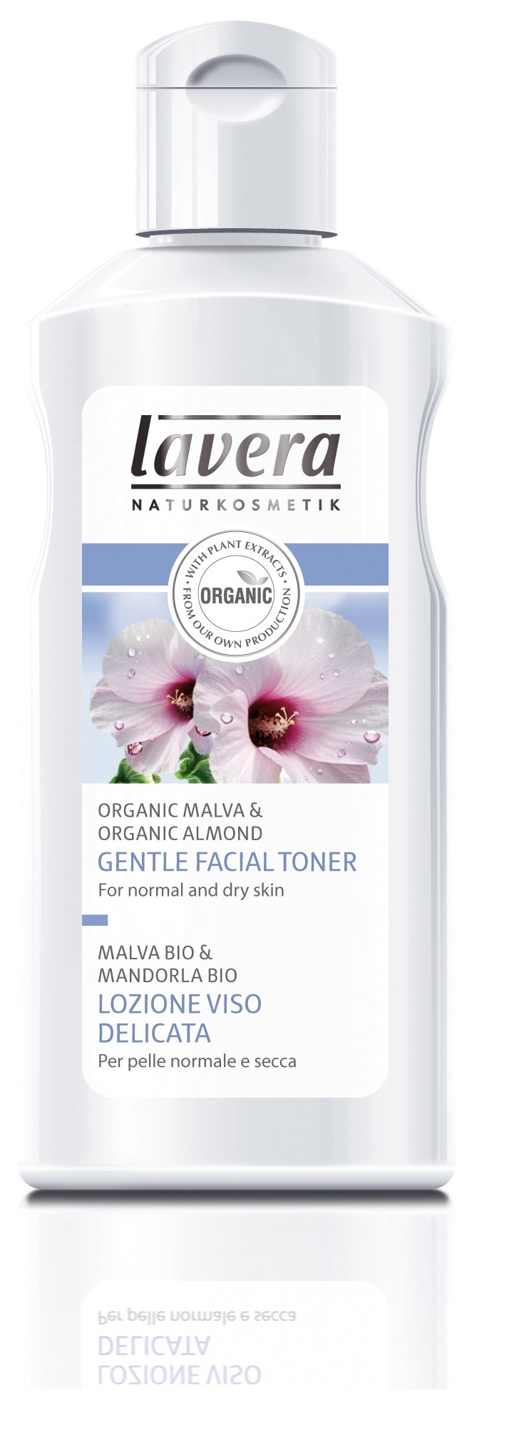 Image of   Lavera Gentle Facial Tonic - 125 ml