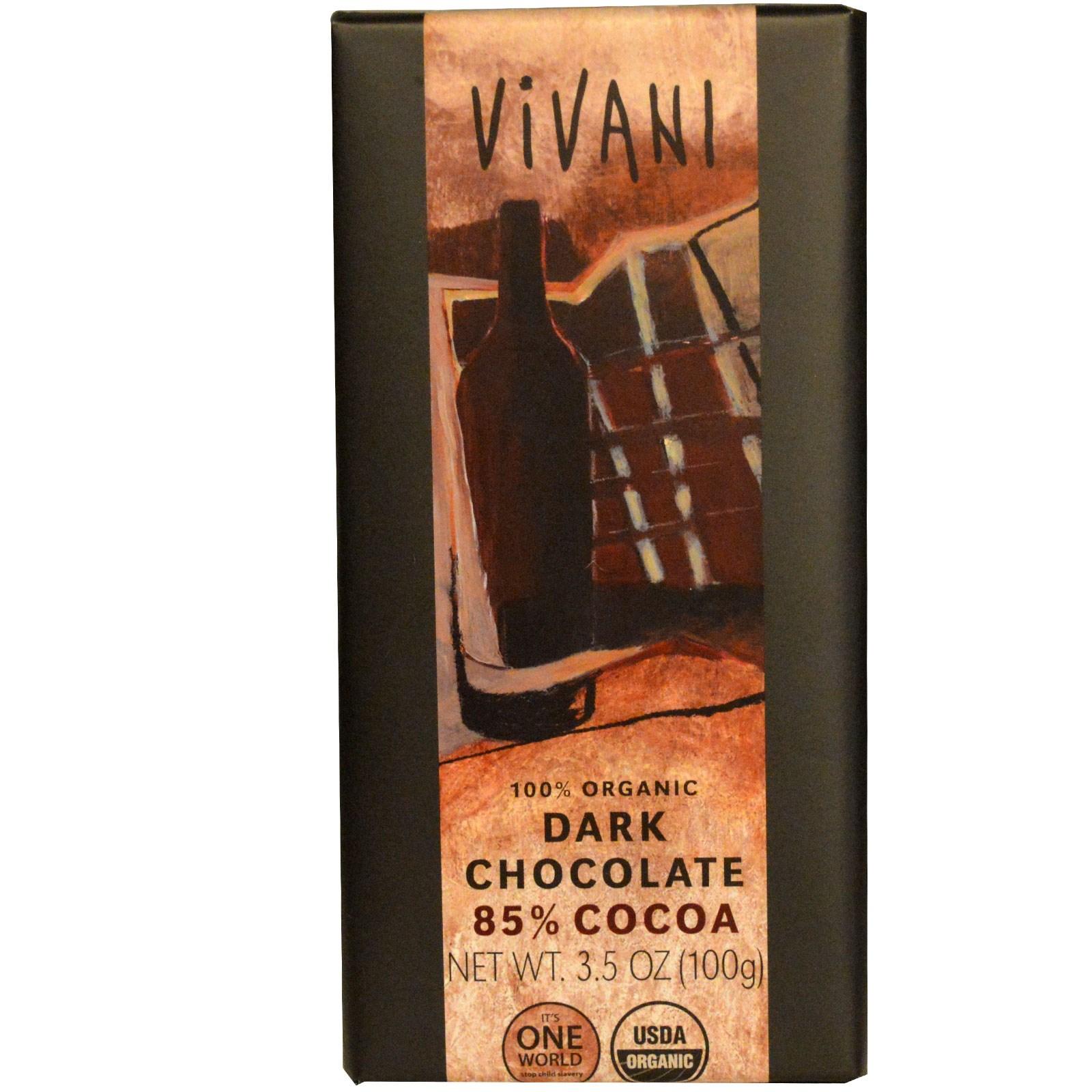 Vivani chokolade fra Mecindo