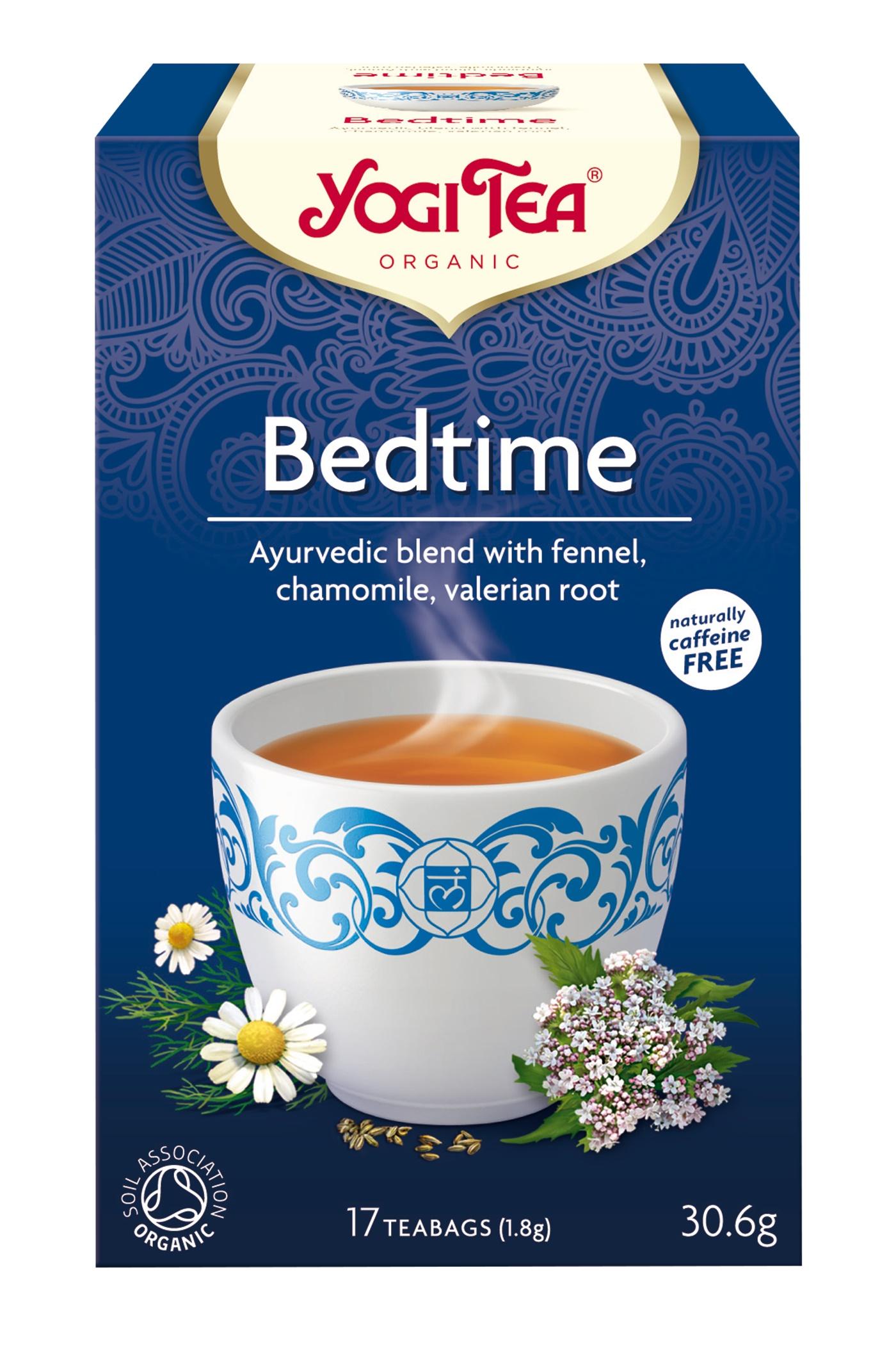 Yogi Tea Bedtime Te - 17 Brev