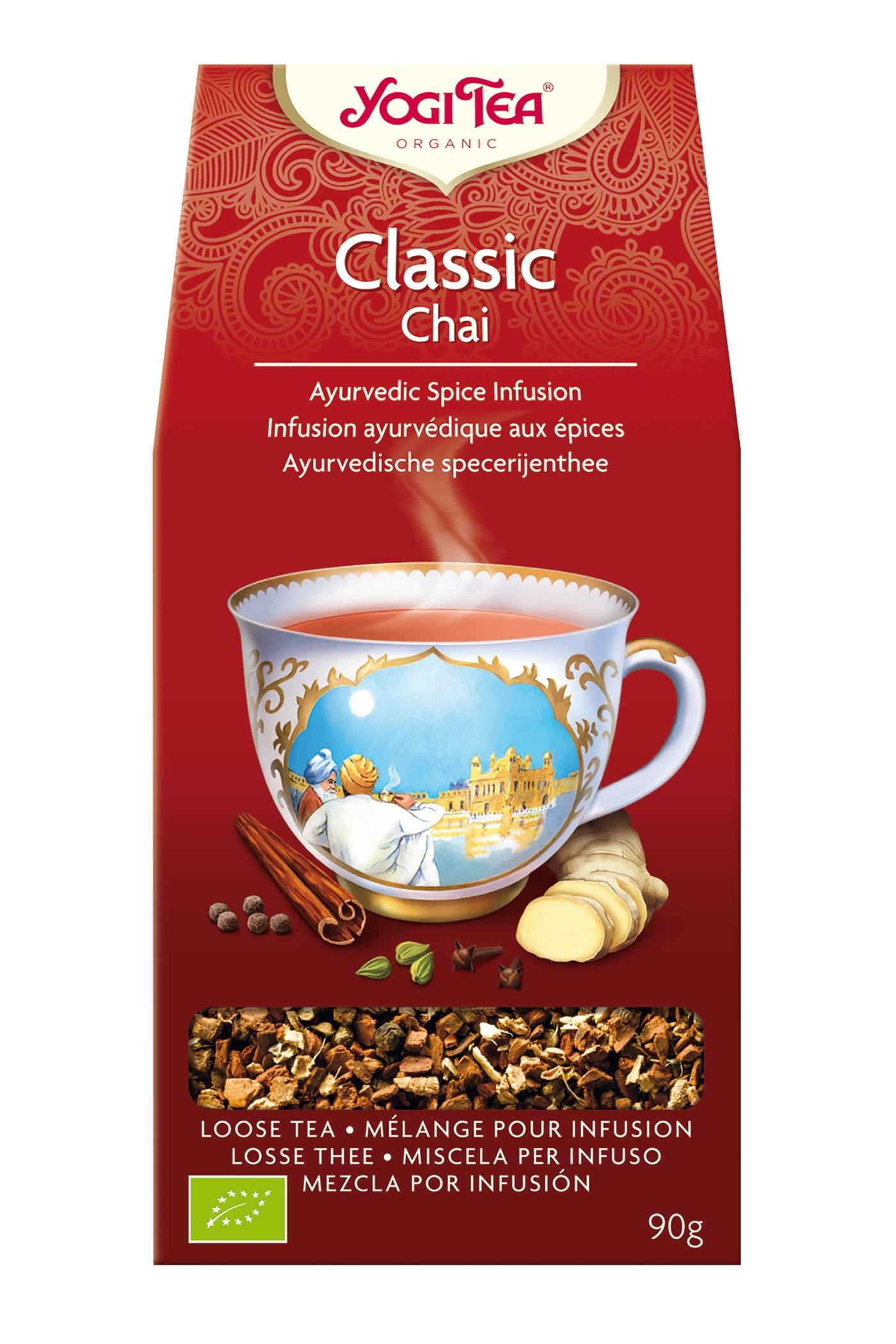 Yogi Tea Classic Chai Te - 90 Gram