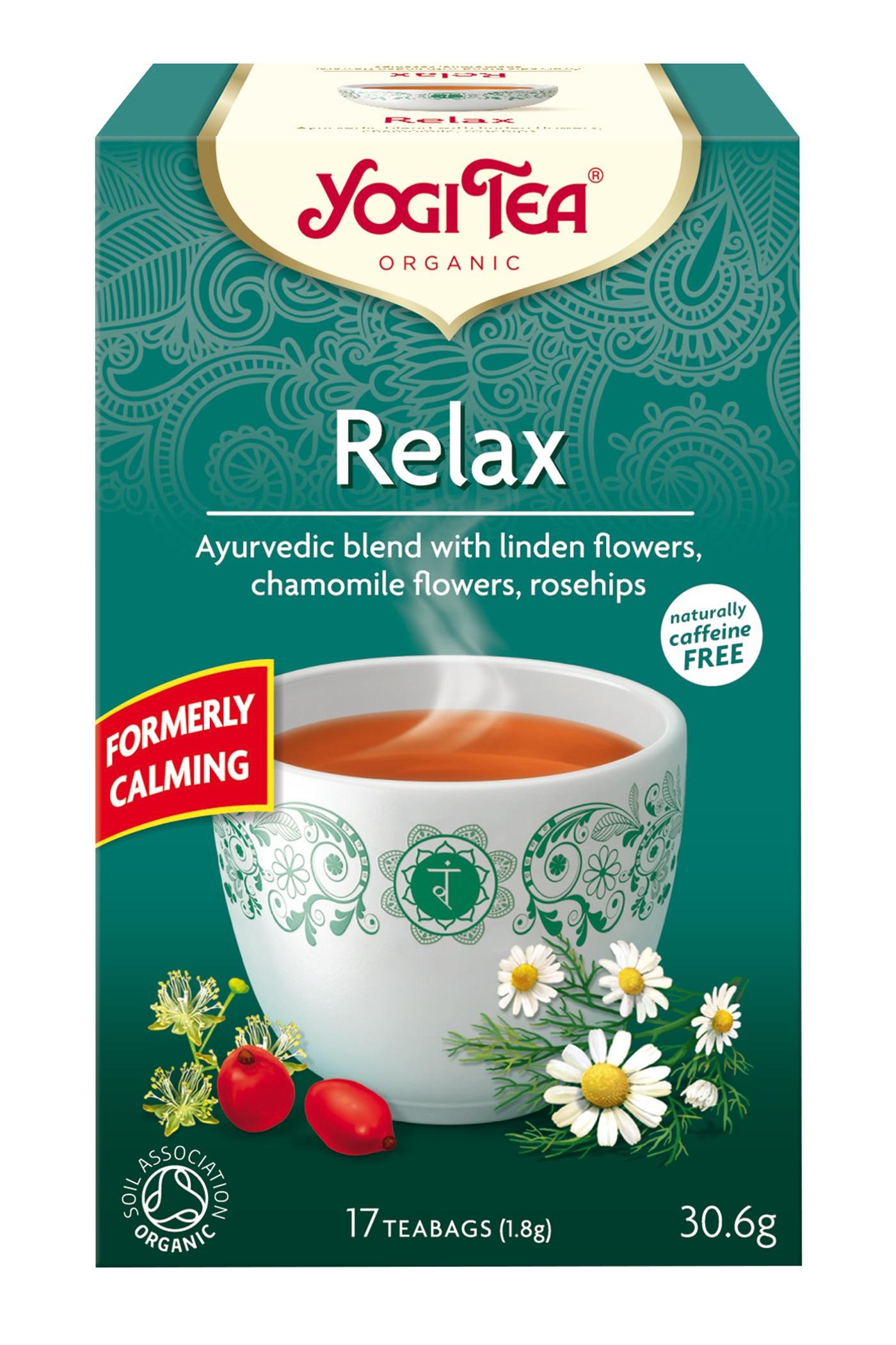 Yogi Tea Relax Tea - 17 Brev
