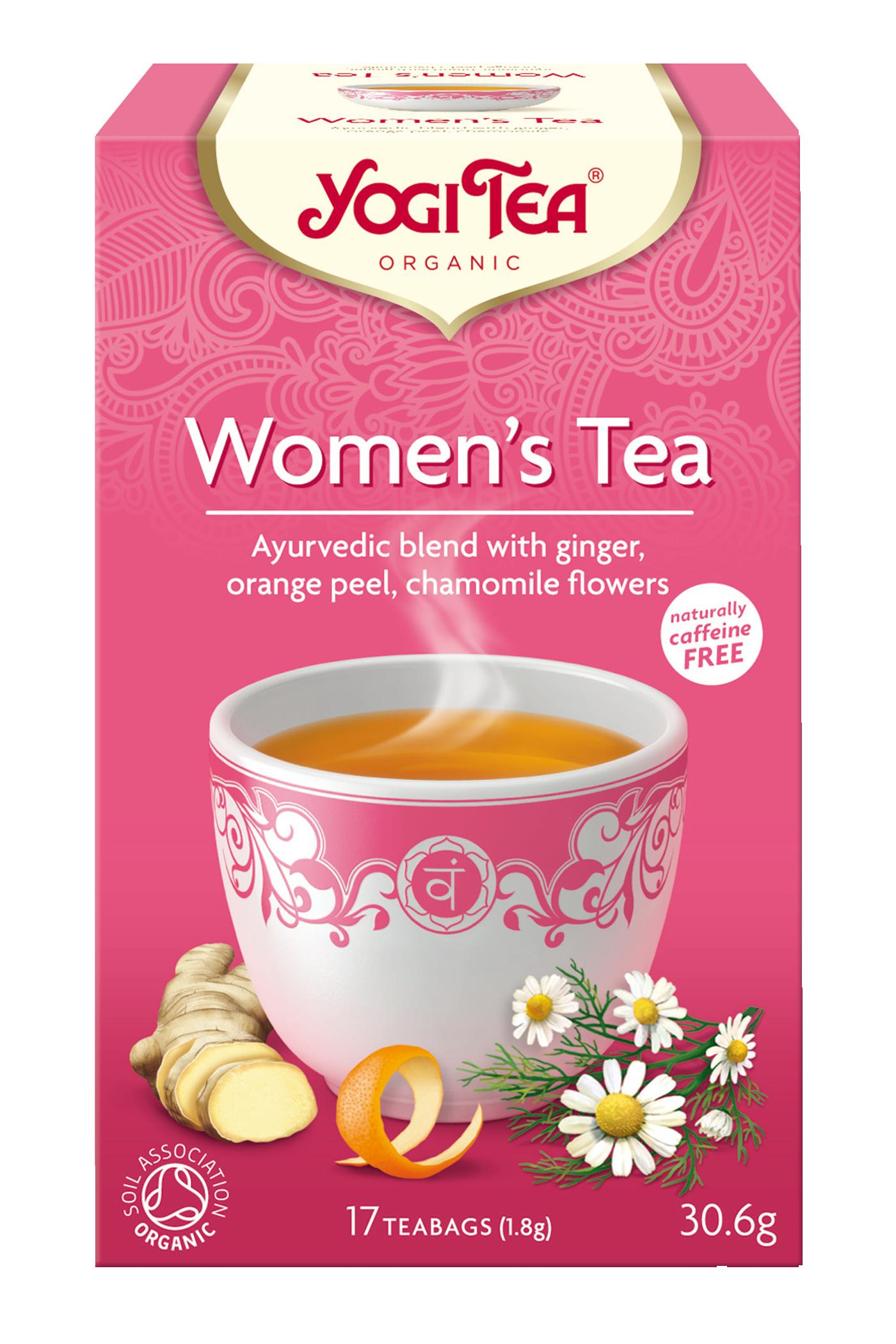 Yogi Tea Women s Tea - 17 Brev