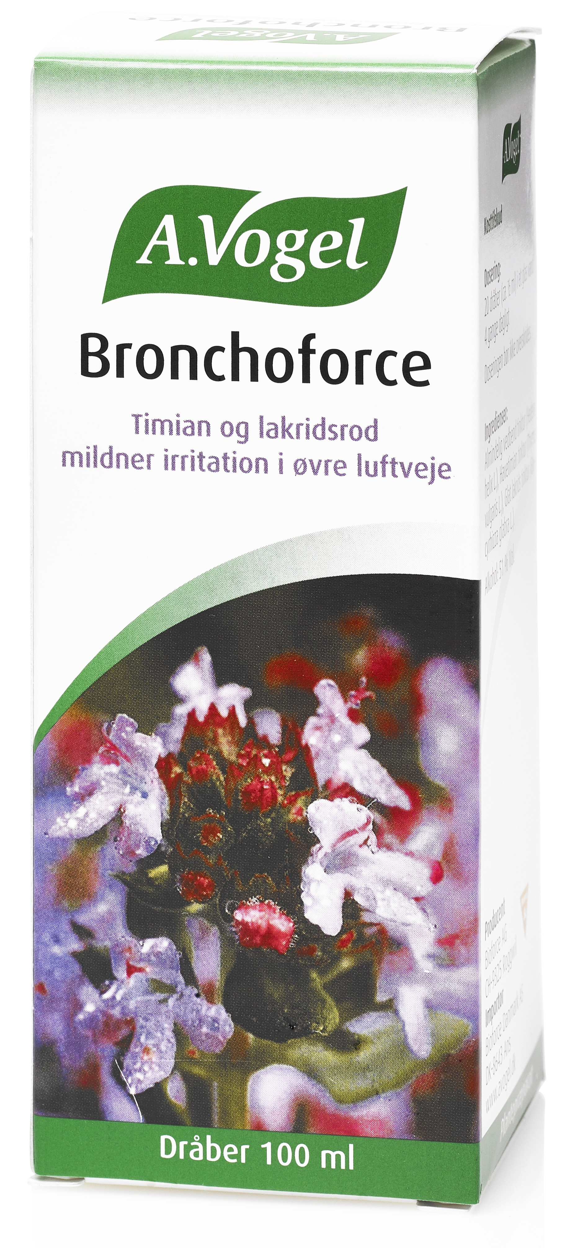 Image of   A. Vogel Bronchoforce - 100 ml