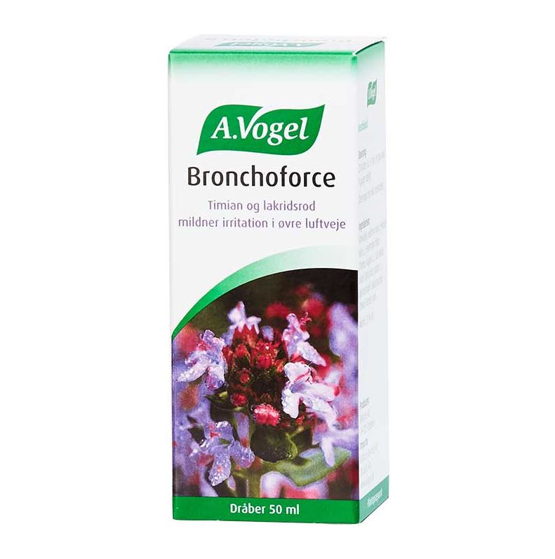 Image of   A. Vogel Bronchoforce - 50 ml