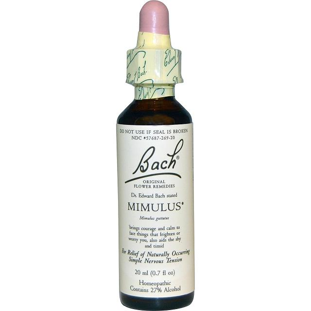 Image of Bachs Abeblomst (Mimulus) - 20 ml