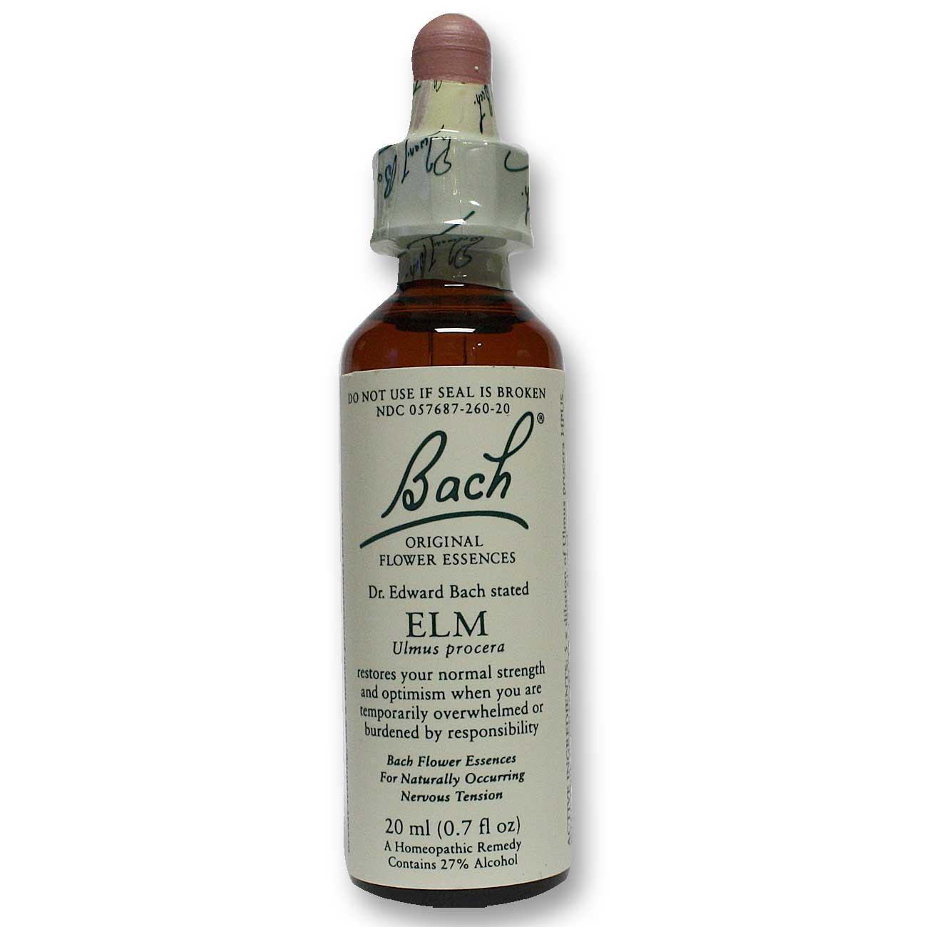 Image of Bachs Elm - 20 ml