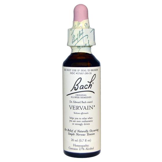Image of Bachs Jernurt (Vervain) - 20 ml
