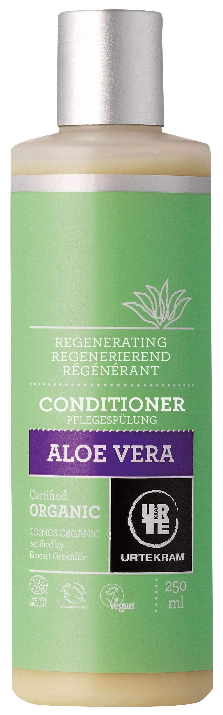Urtekram Aloe Vera Balsam Regenererende - 250 ml