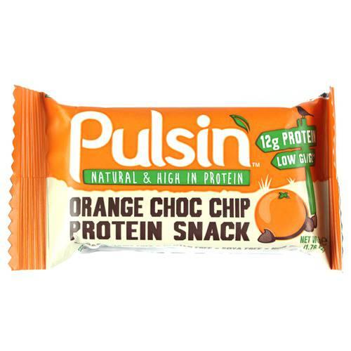 Pulsin proteinbarer fra Mecindo