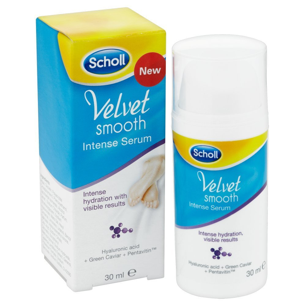 Image of   Scholl Velvet Intensivt Serum - 30 ml