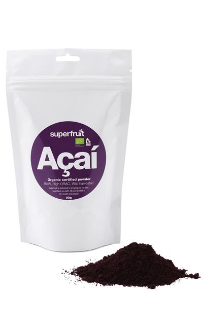 Image of   Superfruit Acai Pulver - 90 Gram