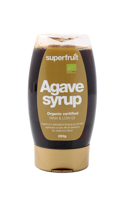 Image of   Superfruit Agave Sirup Raw Ø - 250 Gram