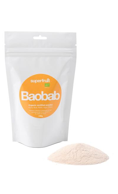 Superfruit baobab pulver fra Mecindo