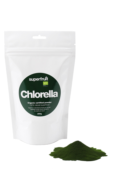 Superfruit chlorella