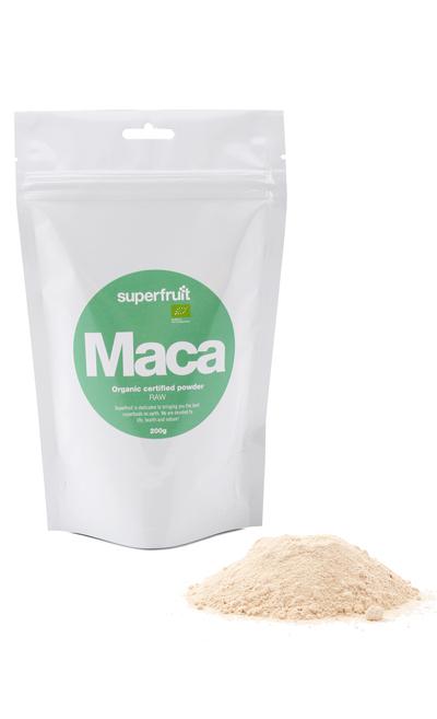 Image of   Superfruit Maca Pulver - 200 Gram
