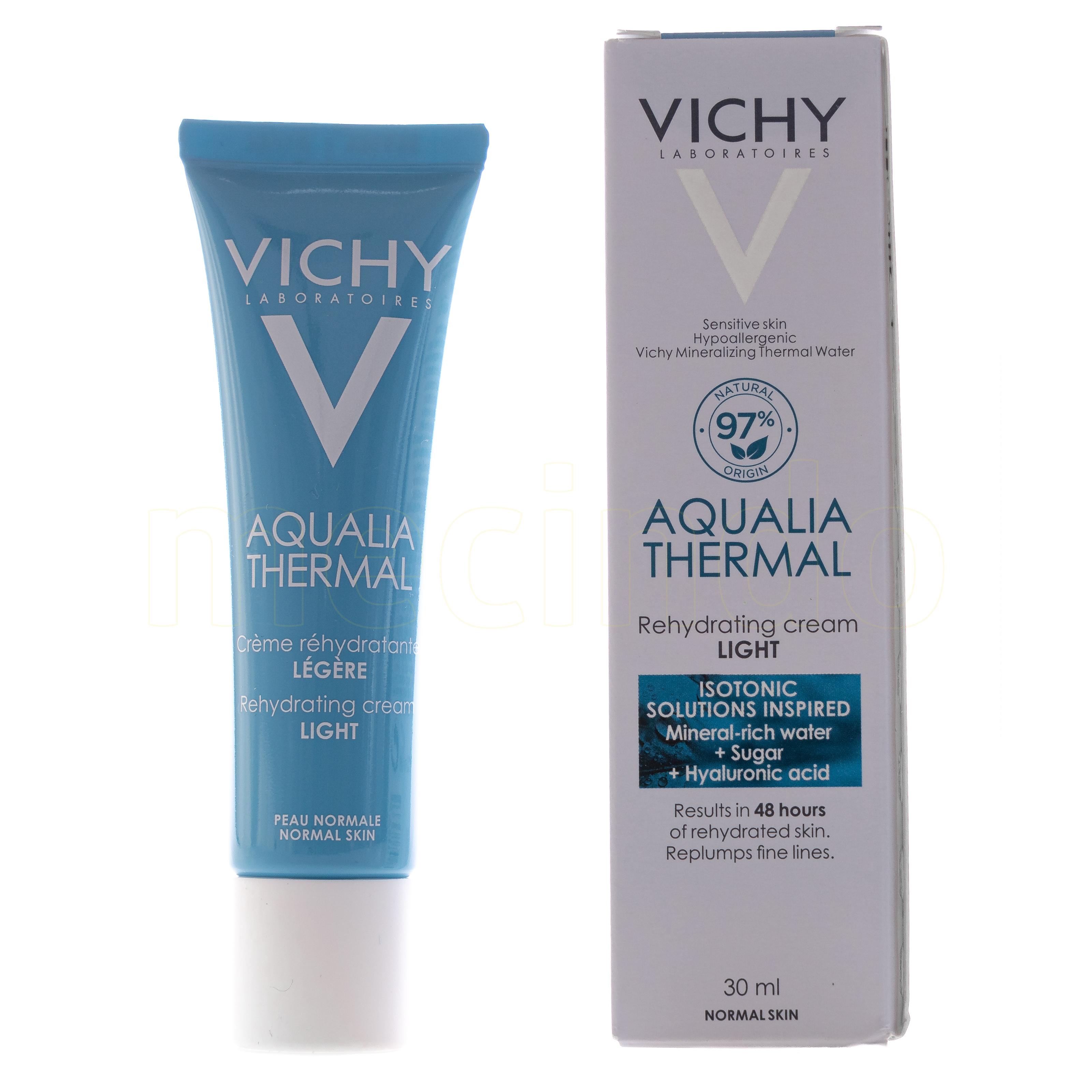 Image of   Vichy Aqualia Thermal Light Cream - 30 ml