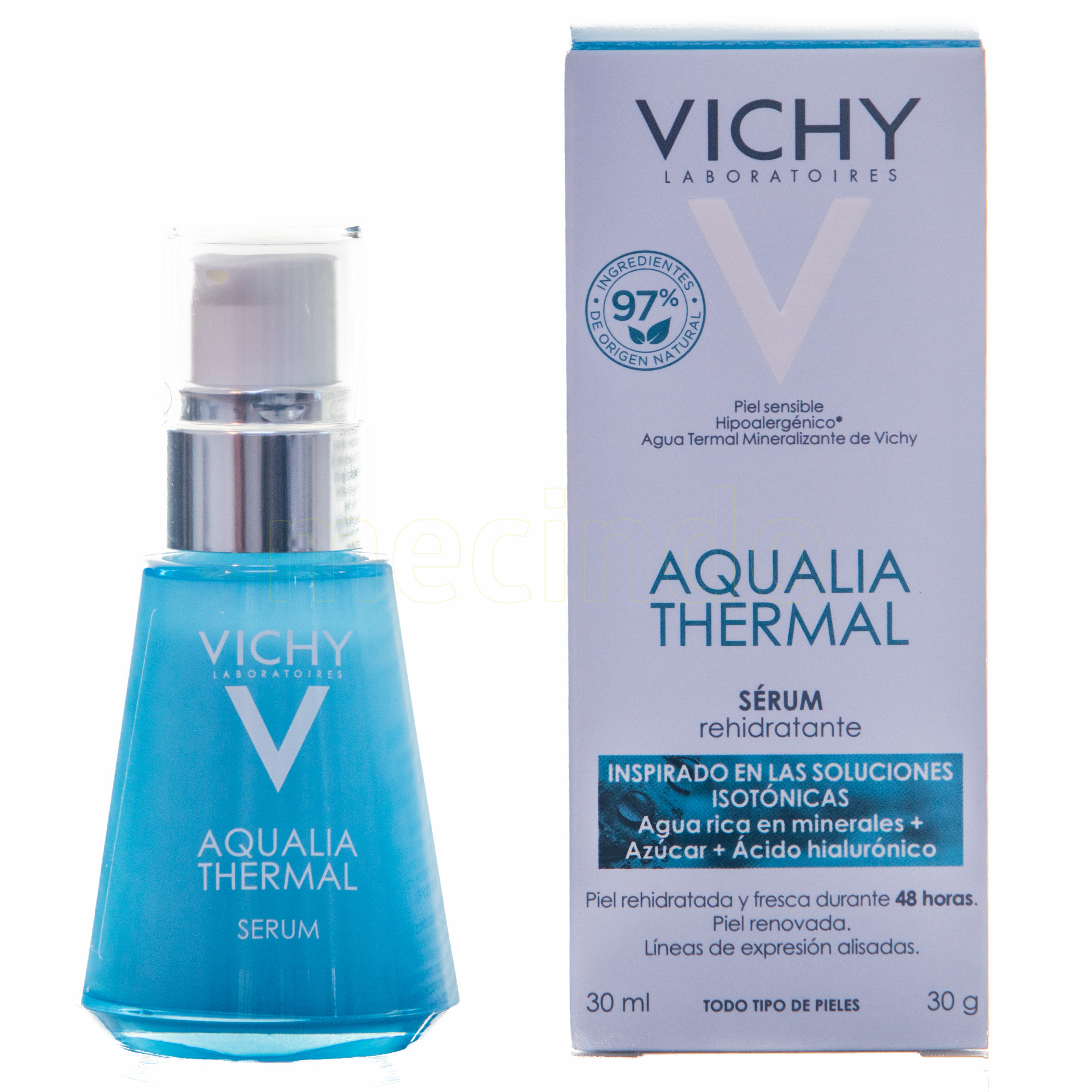 Image of   Vichy Aqualia Thermal Rehydrating Serum - 30 ml