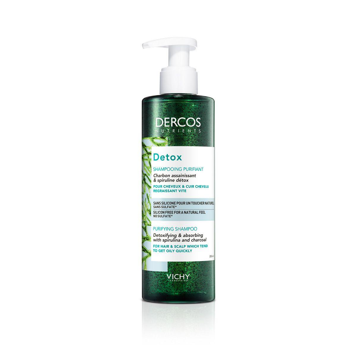 Image of   Vichy Dercos Detox Shampoo - 250 ml