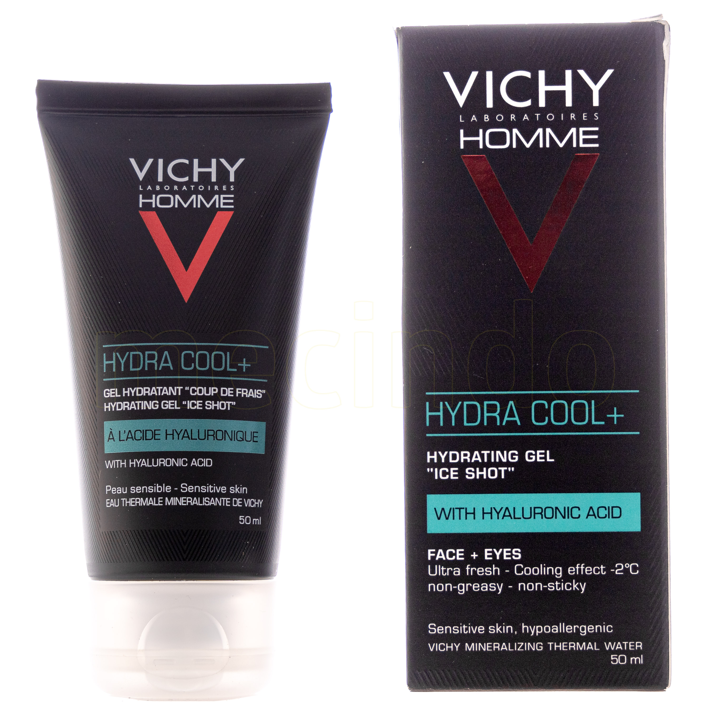 Image of   Vichy Homme Hydra Cool+ - 50 ml