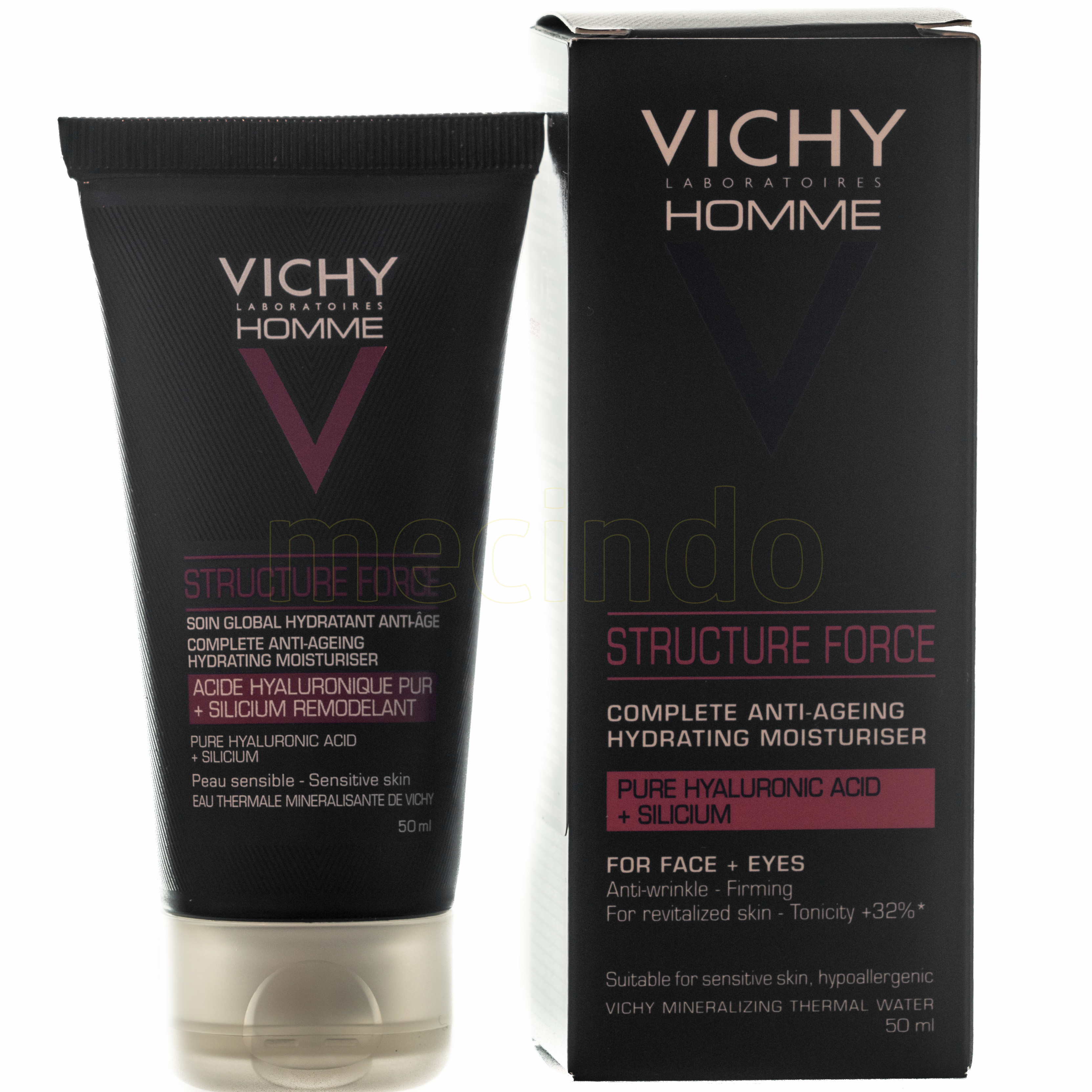 Image of   Vichy Homme Structure Force - 50 ml